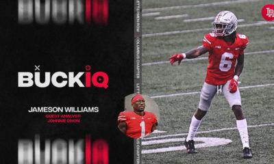 Jameson Williams-Ohio State-Ohio State football-Buckeyes