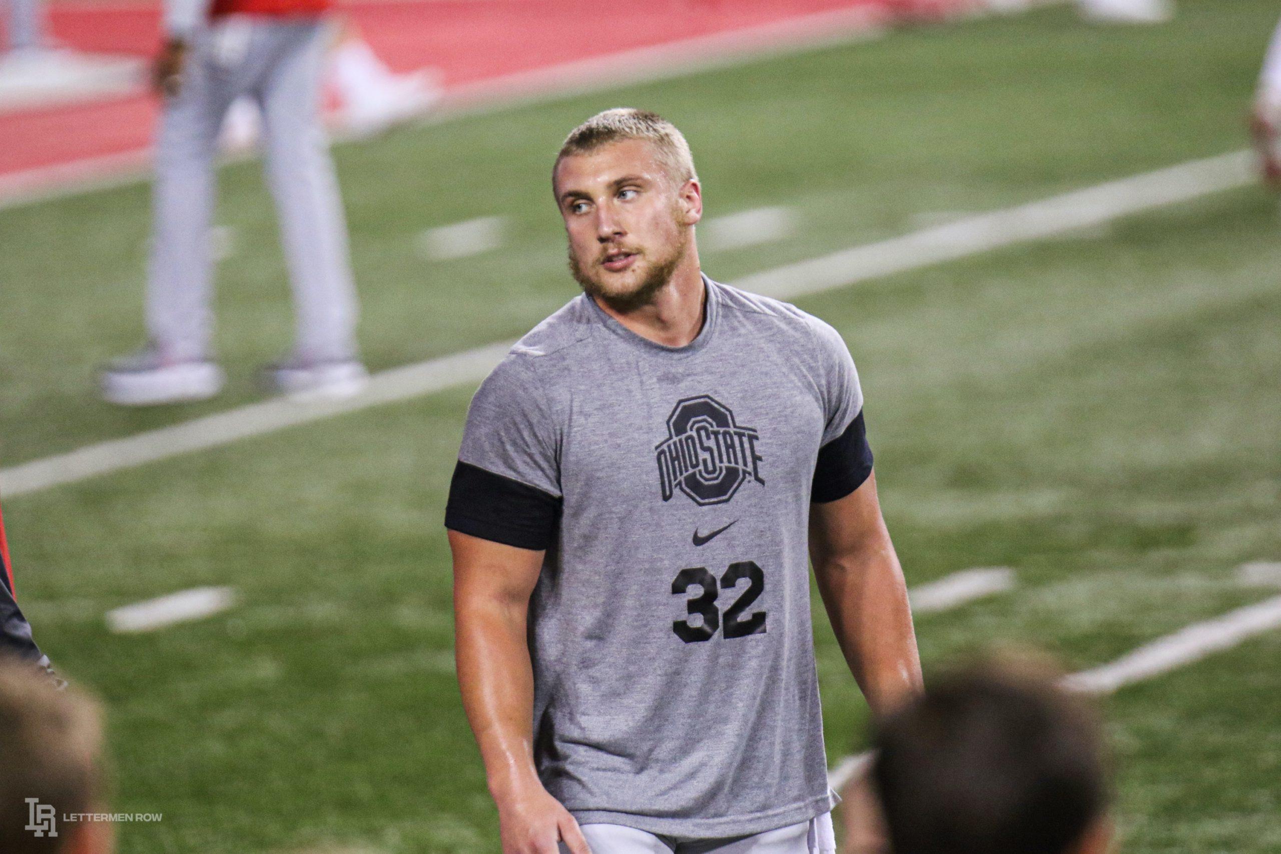 Ohio State-Tuf Borland-Buckeyes-Ohio State football