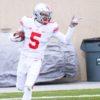 Garrett Wilson-Ohio State-Buckeyes-Ohio State football