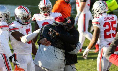 Larry Johnson-Ohio State-Buckeyes-Ohio State football-Al Washington