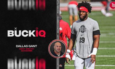 Dallas Gant-Zach Boren-Ohio State-Buckeyes-Ohio State football