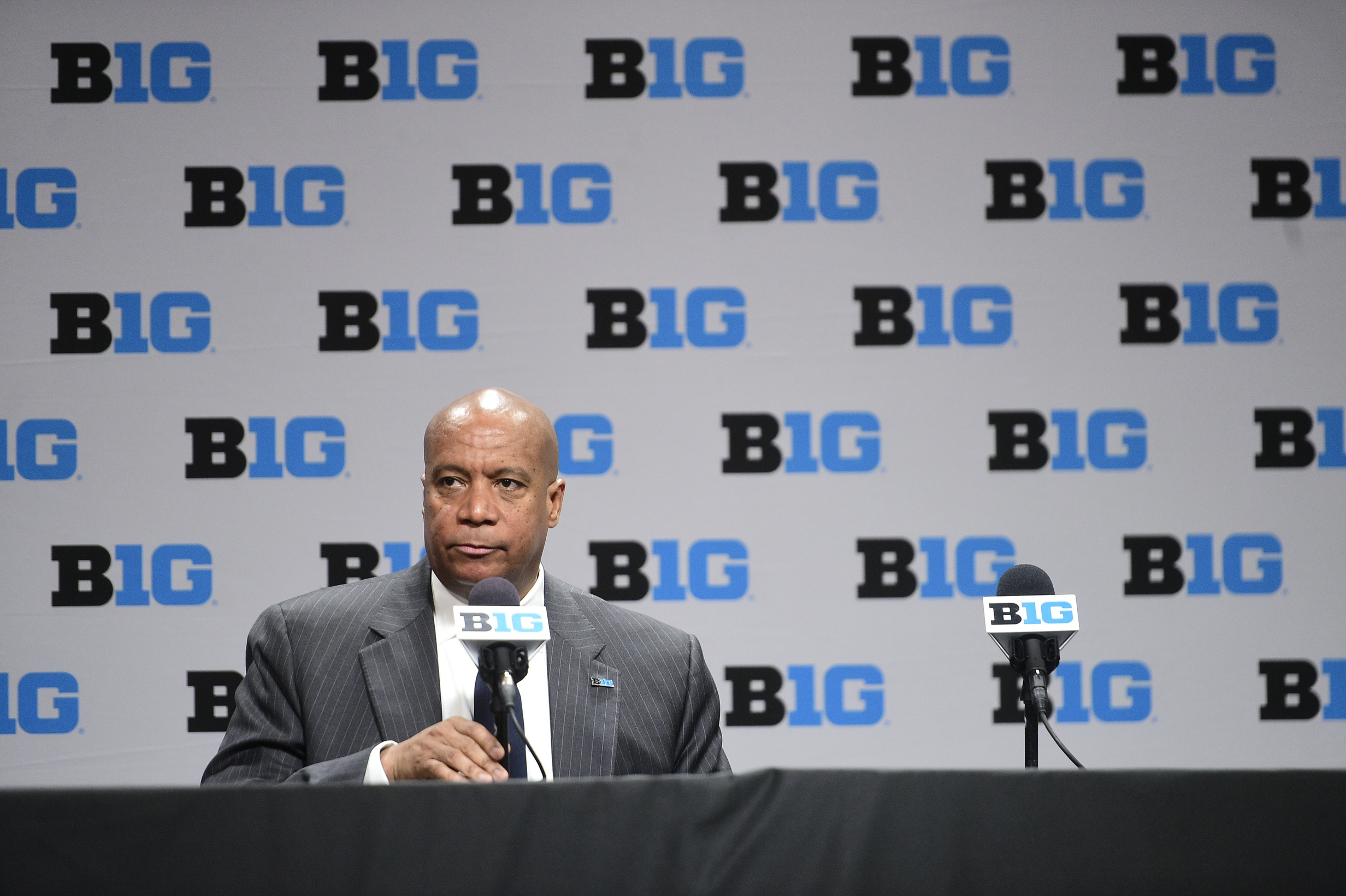 Kevin Warren-Big Ten-Big Ten commissioner