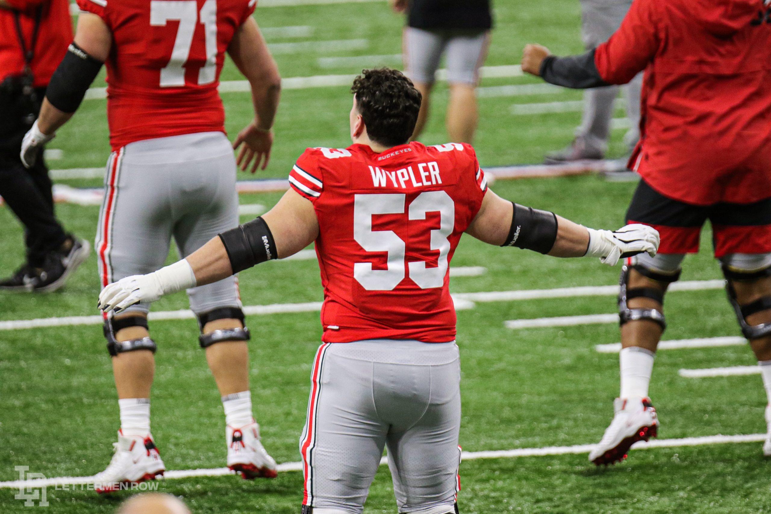 Luke Wypler-Ohio State-Ohio State football-Buckeyes