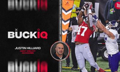 BuckIQ-Justin Hilliard-Ohio State-Ohio State football-buckeyes