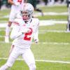 Chris Olave-Ohio State-Buckeyes-Ohio State football