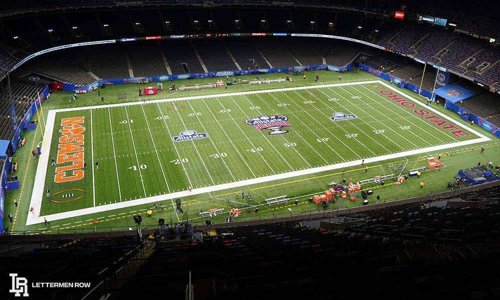 College Football Playoff-Ohio State Buckeyes-Ohio State football