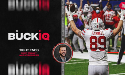 Ohio State-Buckeyes-Ohio State football-Luke Farrell