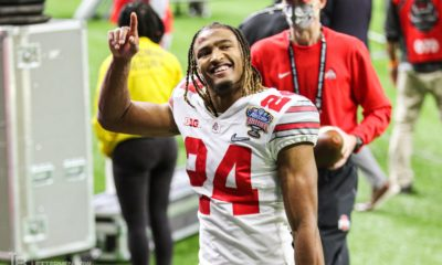 Shaun Wade-Ohio State-Buckeyes-Ohio State football