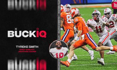 Tyreke Smith-Ohio State-Buckeyes-Ohio State football