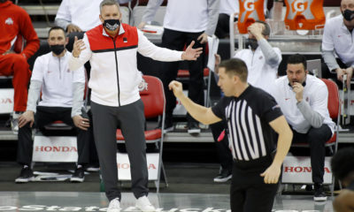 Chris Holtmann-Ohio State-Ohio State basketball-Buckeyes