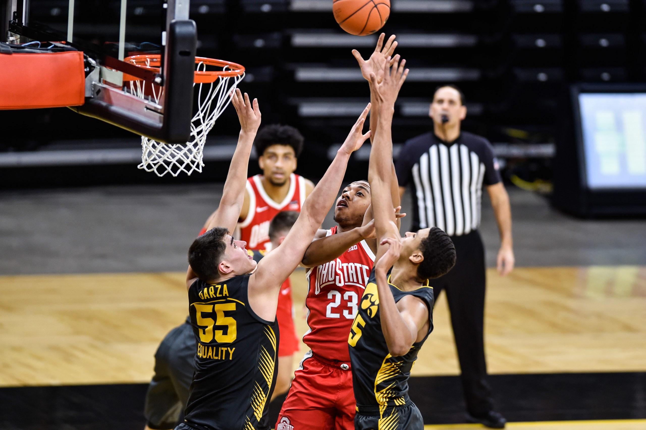 Zed Key-Ohio State-Ohio State basketball-Buckeyes