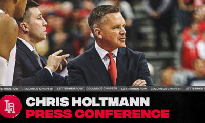 Chris Holtmann-Ohio State-Ohio State basketball-Press conference-Buckeyes