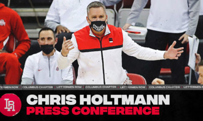 Chris Holtmann-Ohio State-Ohio State basketball-Buckeyes