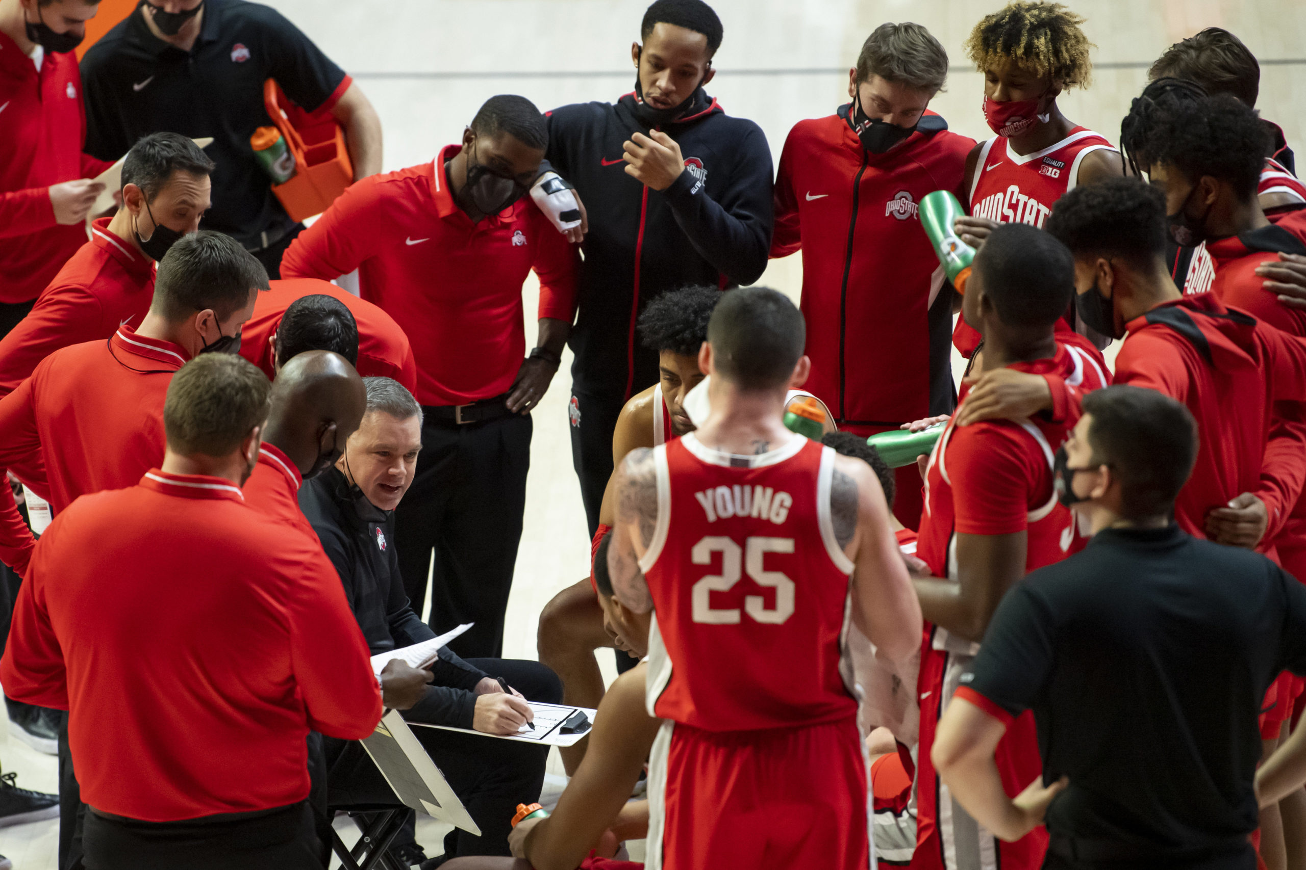 Ohio State-Ohio State basketball-Buckeyes