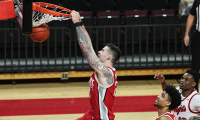 Kyle Young-Ohio State-Buckeyes-Ohio State basketball