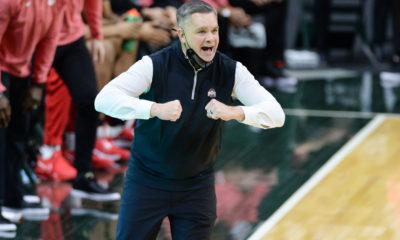 Chris Holtmann-Ohio State-Buckeyes-Ohio State basketball