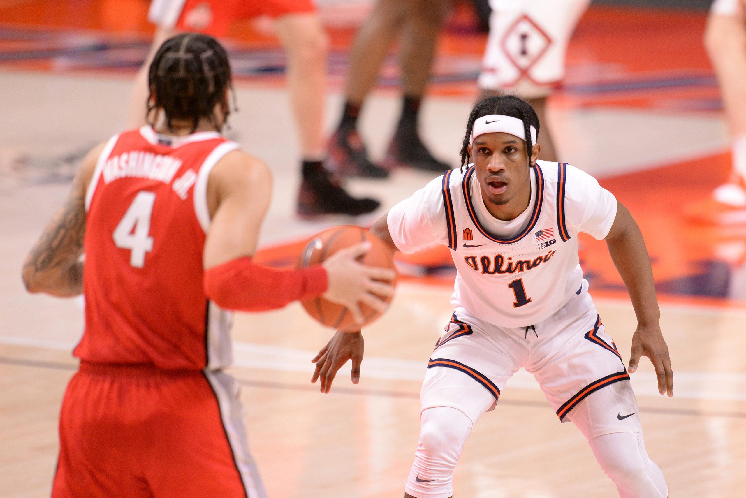 Duane Washington Jr.-Ohio State-Ohio State basketball-Buckeyes