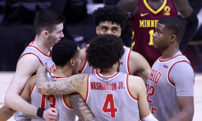 Ohio State Basketball - Lettermen Row