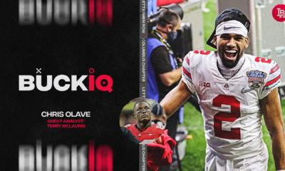 Chris Olave-Terry McLaurin-Ohio State-Buckeyes-Ohio State football