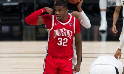 E.J. Liddell-Ohio State-Ohio State basketball-Buckeyes