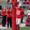 Marvin Harrison-Ohio State-Buckeyes-Ohio State football