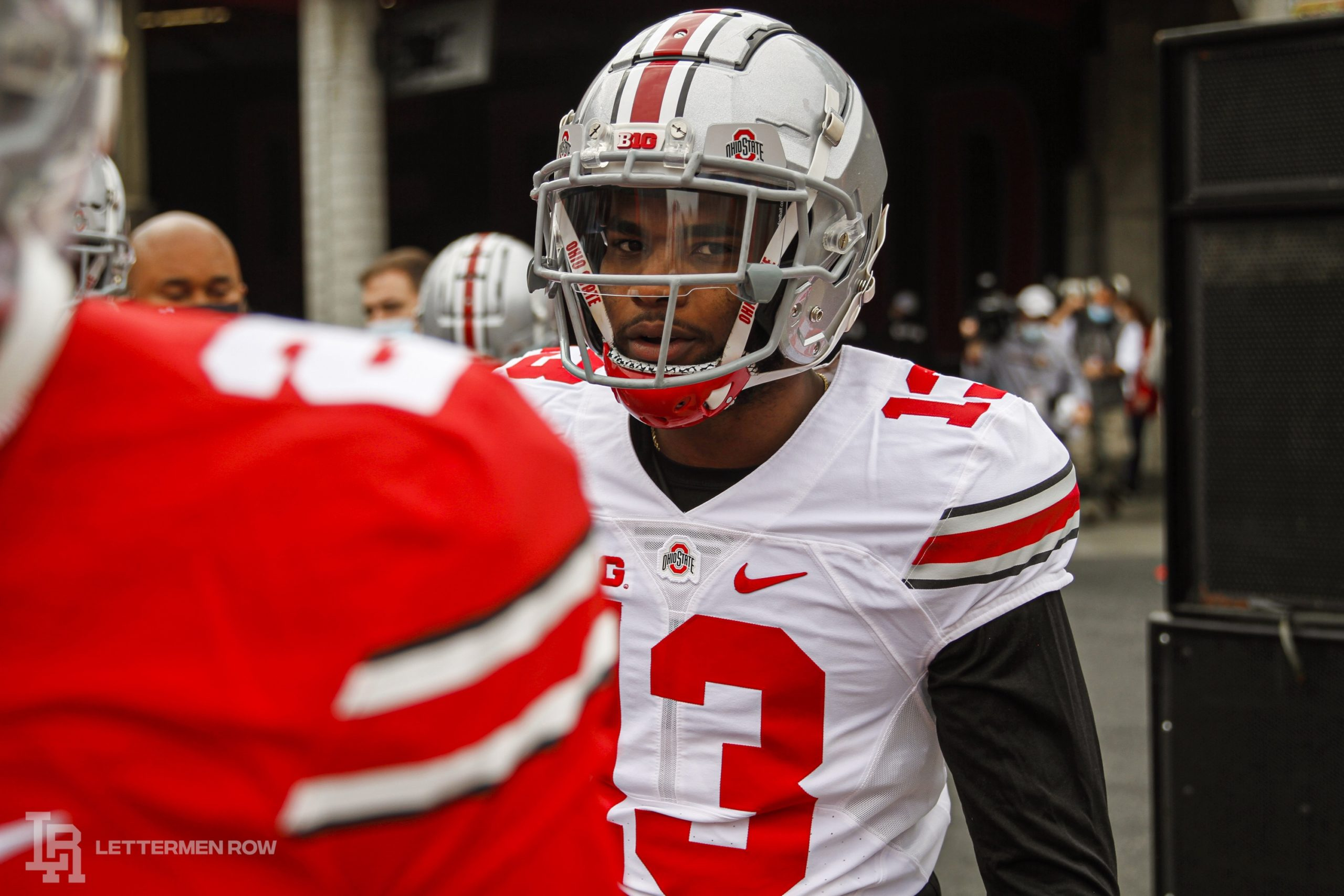 Tyreke Johnson-Ohio State-Ohio State football-Buckeyes