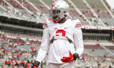 Zach Harrison-Ohio State-Buckeyes-Football
