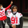 Tyleik Williams-Ohio State-Buckeyes-Ohio State football