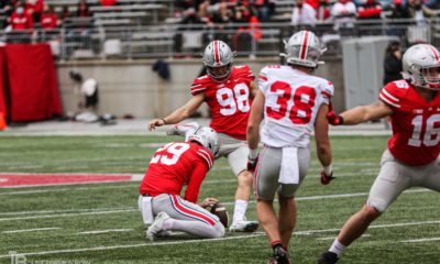 Jake Seibert-Ohio State-Ohio State football-Buckeyes