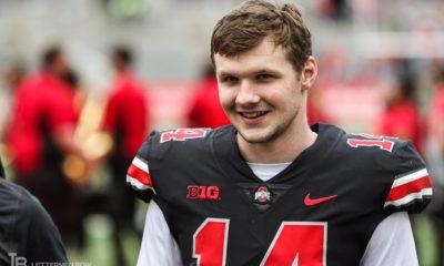 Kyle McCord-Ohio State-Buckeyes-Football
