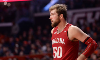 Joey Brunk-Ohio State-Ohio State basketball-Buckeyes
