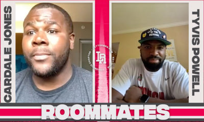 Cardale and Tyvis-Ohio State-Ohio State football-Buckeyes