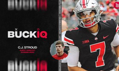 C.J. Stroud-Gunnar Hoak-Ohio State-Buckeyes-Ohio State football