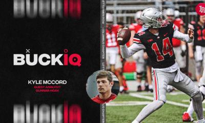 Ohio State-Kyle McCord-Buckeyes-Ohio State football