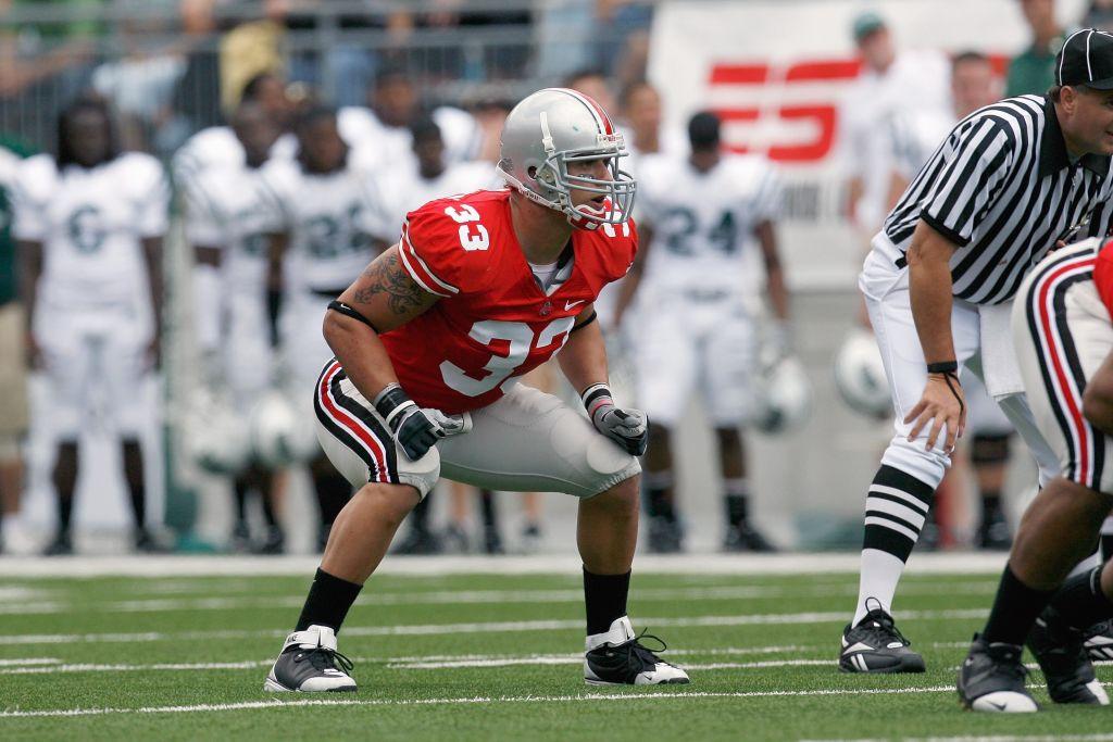 James Laurinaitis-Ohio State Buckeyes-Ohio State football