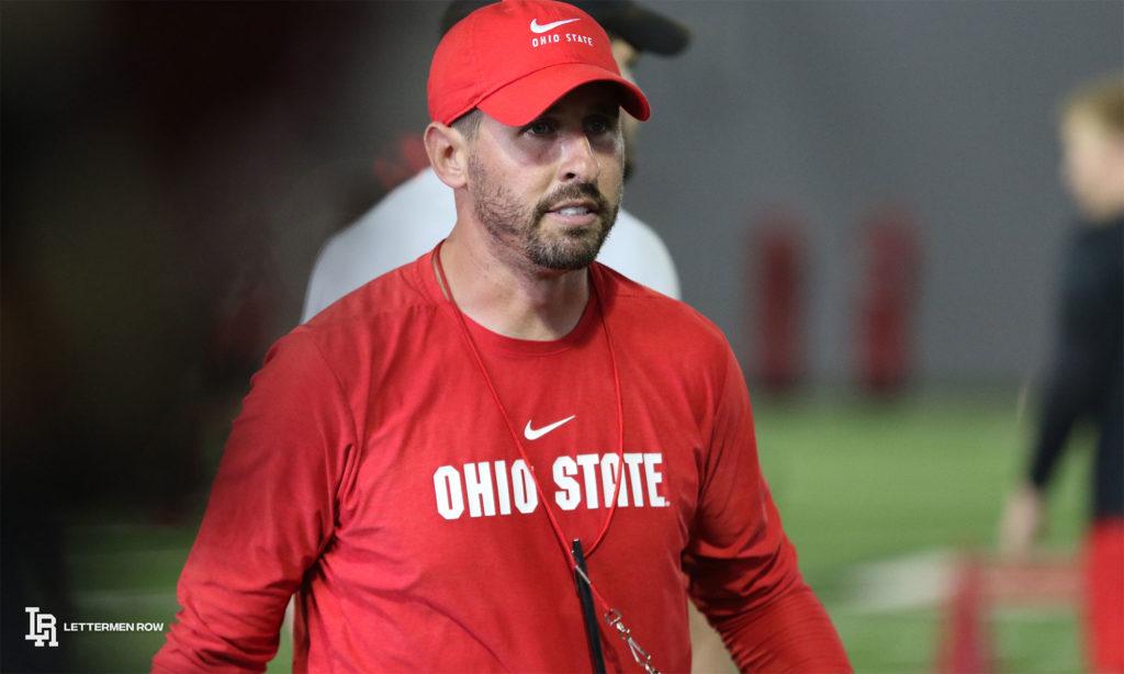 Brian Hartline-Ohio State-Ohio State football-Buckeyes