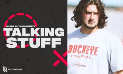 Brenan Vernon-Ohio State Buckeyes-Ohio State football