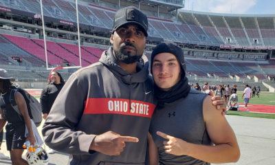 Al Washington Kam Frolo-Ohio State-Ohio State football-Buckeyes