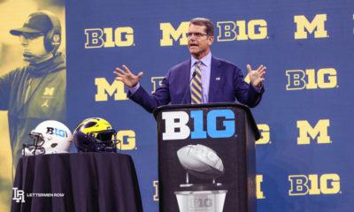 Jim Harbaugh-Ohio State-Ohio State football-Michigan